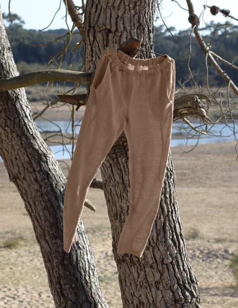 Pantalon femme 100% jersey...